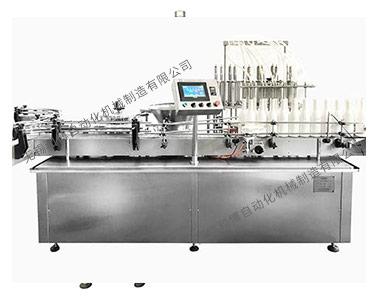 柱塞泵灌装加塞机