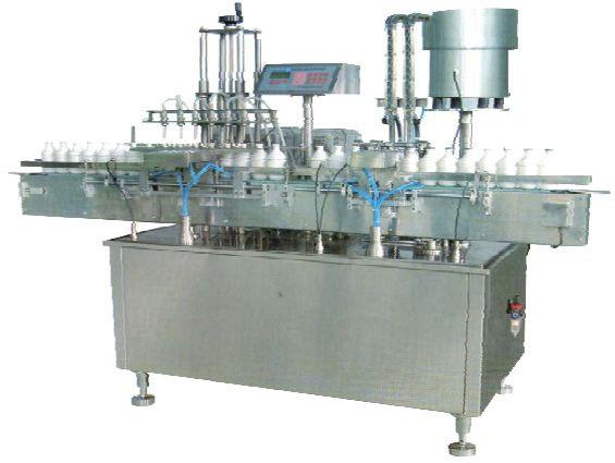 HBYG-1液體灌裝機