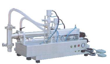 HBG-BZ型半自動灌裝機